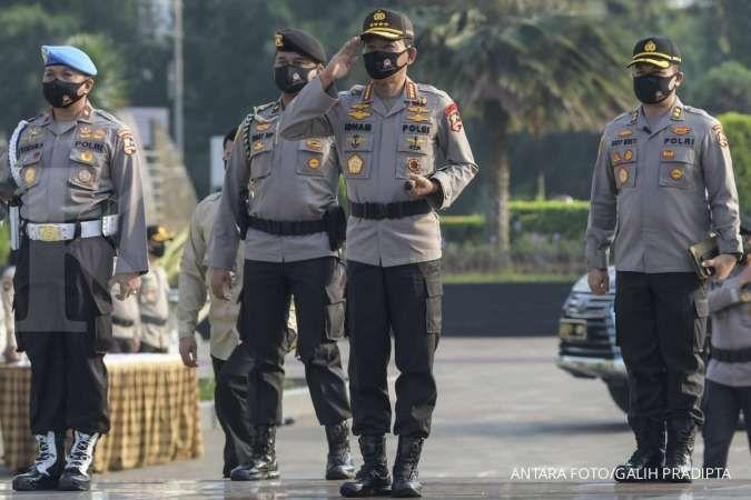 FPI hadang penyidik di Petamburan, Kapolri: Kita akan sikat semua