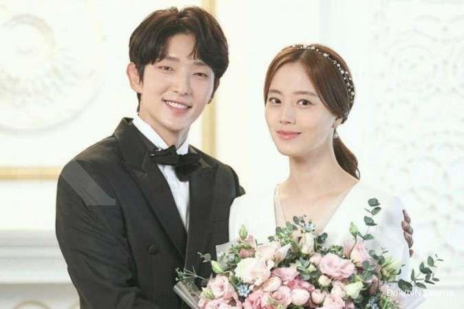 Drama Korea Flower of Evil yang dibintangi Lee Jun Ki raih rating tertinggi di episode terakhir.