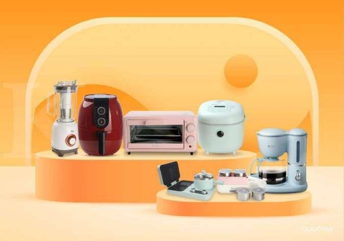 Produsen gadget Olike masuki bisnis peralatan dapur
