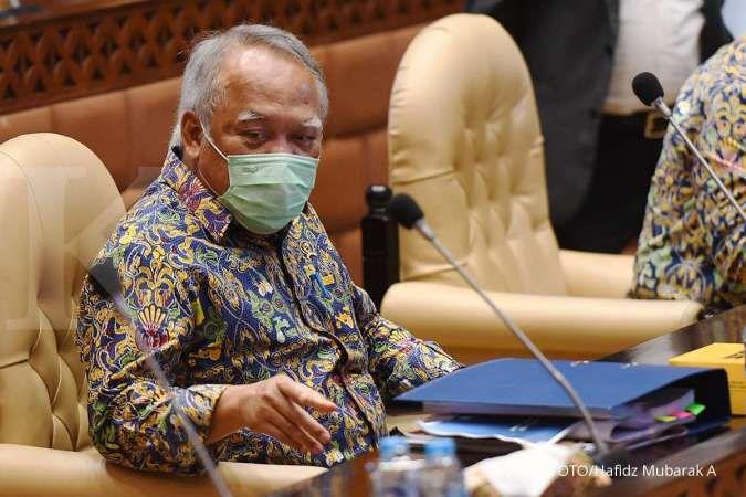 Kementerian PUPR melakukan refocusing anggaran tahun 2021 untuk mendukung program PEN