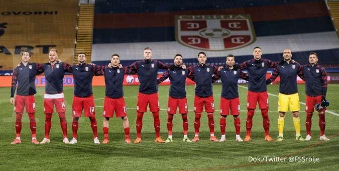 Hasil Kualifikasi Piala Dunia 2022 antara Serbia vs Portugal