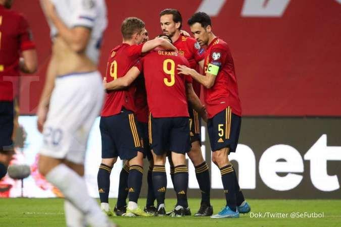 Prediksi Spanyol vs Swedia di Euro 2021: The Blagult bisa sulitkan La Furia Roja