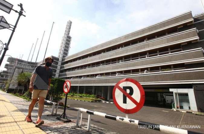 Kota Bandung zona merah, tidak memakai masker akan langsung didenda