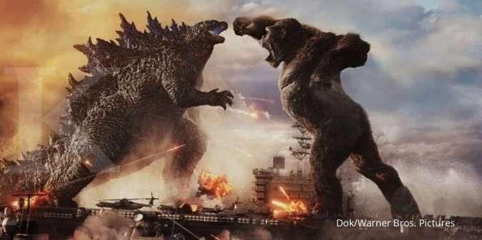 Godzilla vs. Kong kolaborasi dengan PUBG Mobile, siap-siap lawan monster raksasa