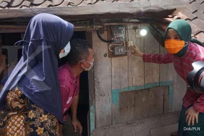 PLN sambungkan listrik ke 39 desa, rasio Desa berlistrik di NTT jadi 95,47%