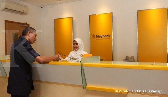 Dana nasabah raib Rp 22,87 miliar, begini respons manajemen Maybank (BNII)