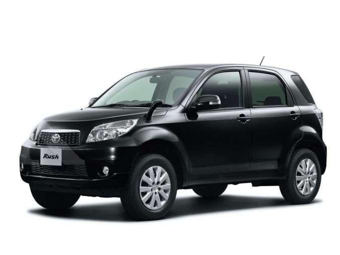 Harga mobil bekas Toyota Rush generasi ini sudah murah, kini mulai Rp 80 jutaan