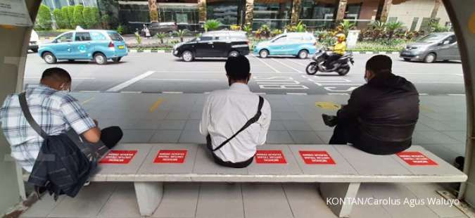 PSBB transisi Jakarta jilid 2 dimulai, ini protokol kesehatan yang harus dipatuhi
