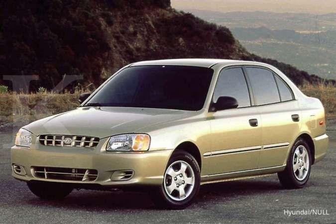 Incar harga mobil bekas murah? Ada Hyundai Accent kini tahun segini mulai Rp 25 juta
