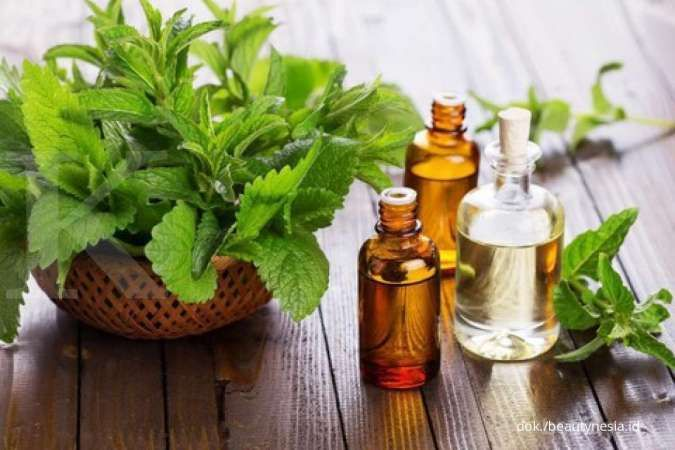 Cara memulihkan anosmia bisa memakai peppermint.
