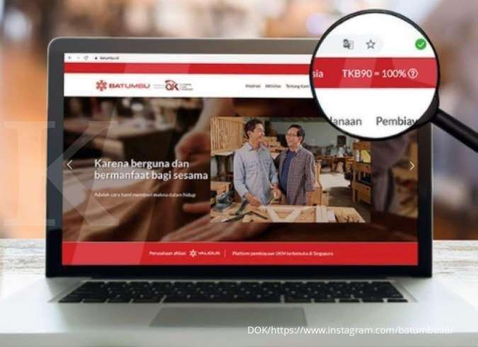 Jalin kolaborasi dengan beberapa platform, peran aktif Batumbu pada inklusi keuangan