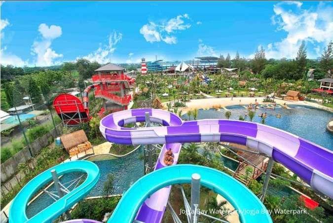 Jogja Bay Waterpark, tempat berenang yang cocok untuk keluarga