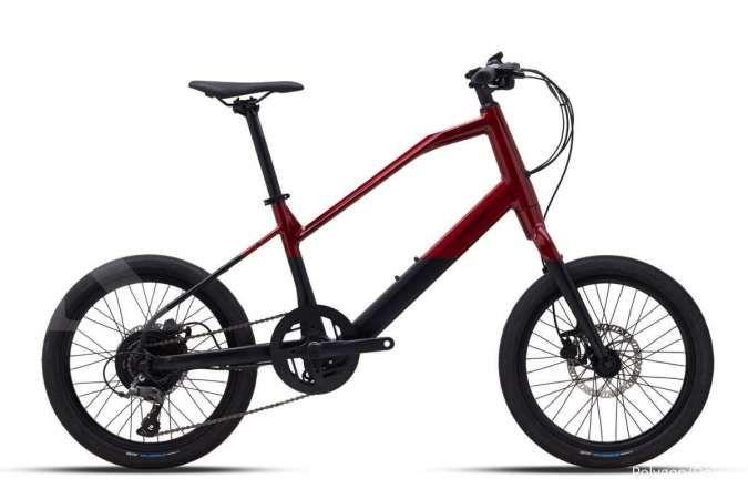 Inilah harga sepeda Polygon Gili Velo terkini, sepeda urban elektrik Rp 14 jutaan