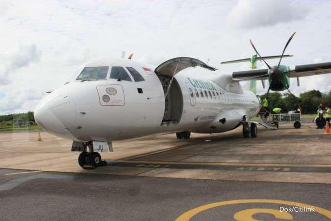 Citilink bakal terbang perdana dari Halim ke Ngloram Blora akhir bulan ini