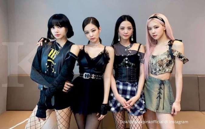 3 Member BLACKPINK masuk 10 besar peringkat idol girl group terbaik di Maret 2021