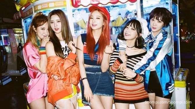 (Sumber: Soompi.com) Girl group EXID hingga kini belum bubar meski para member keluar dari agensi asalnya