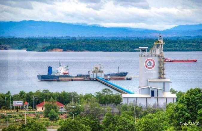 PT Semen Indonesia Tbk (SMGR)