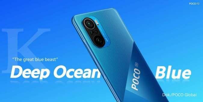 Spesifikasi dan harga POCO F3: Snapdragon 870, kamera 48 MP, harga mulai Rp 5 jutaan