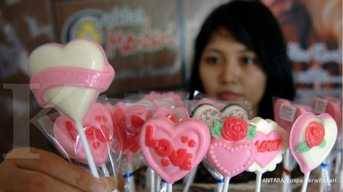 Kenapa hari valentine kerap identik dengan coklat?