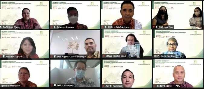 Anak usaha Triputra Agro Persada peroleh perpanjangan kredit sindikasi selama 4 tahun