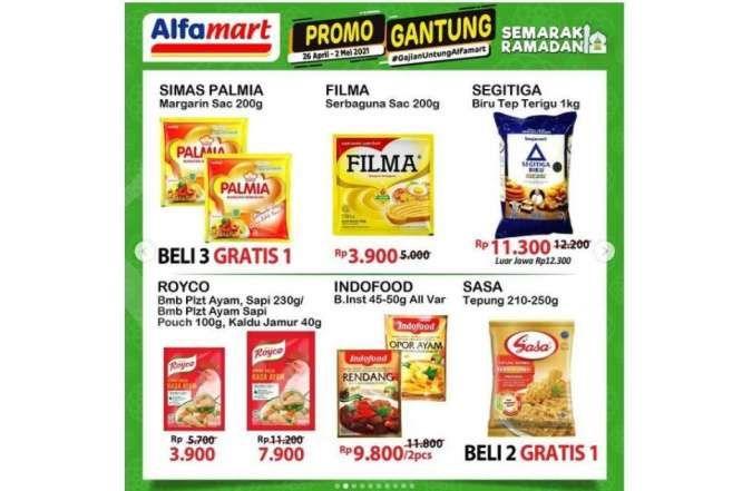Promo JSM Alfamart 26 April - 2 Mei 2021