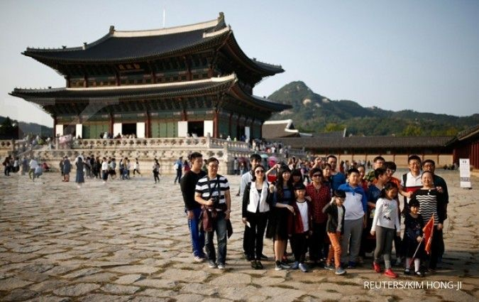 Gara-gara virus corona, kedatangan wisatawan asing ke Korea Selatan anjlok 94,6%