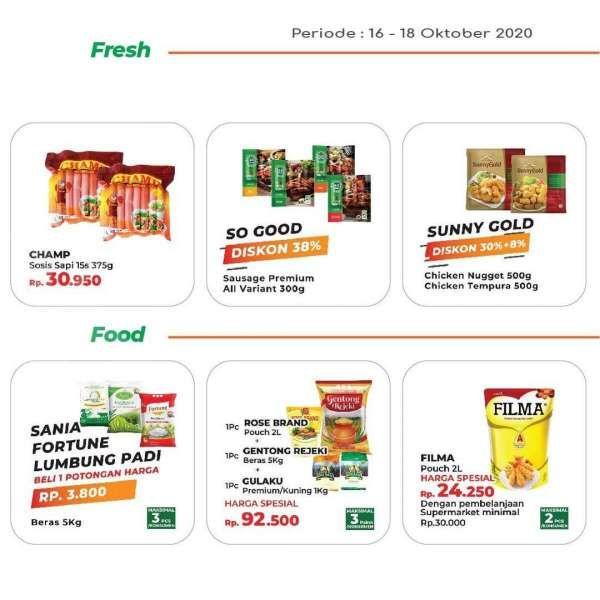 Promo JSM Yogya Supermarket 16-18 Oktober 2020, hari terakhir!