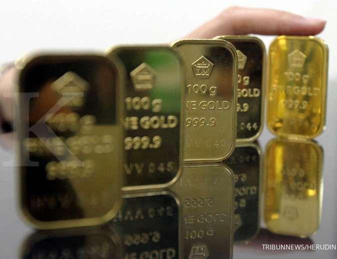 Harga emas Antam naik, seperti ini potensi untung rugi bagi yang sudah beli