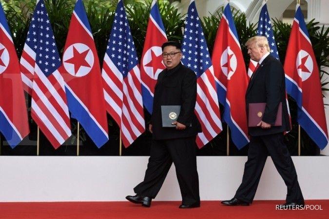 Korea Utara: Kontak dengan AS hanya membuang-buang waktu