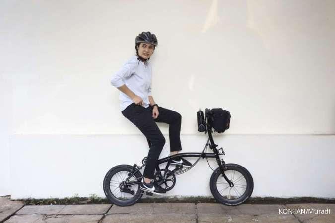 Hendak beli sepeda lipat? Simak dulu tips memilih sepeda lipat dari bos Element bike