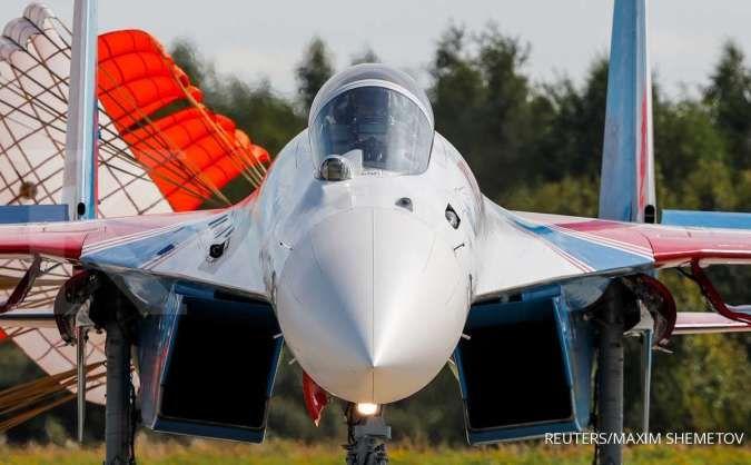 Rusia siap kirim 11 jet tempur Su-35, walau Indonesia dapat tekanan