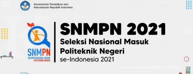 Ingin masuk Politeknik? SNMPN 2021 sudah dibuka, yuk simak informasinya