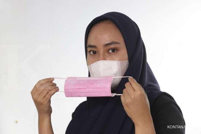 Per Kamis (29/7): Kasus Corona RI tembus 3.331.206, disiplin pakai masker