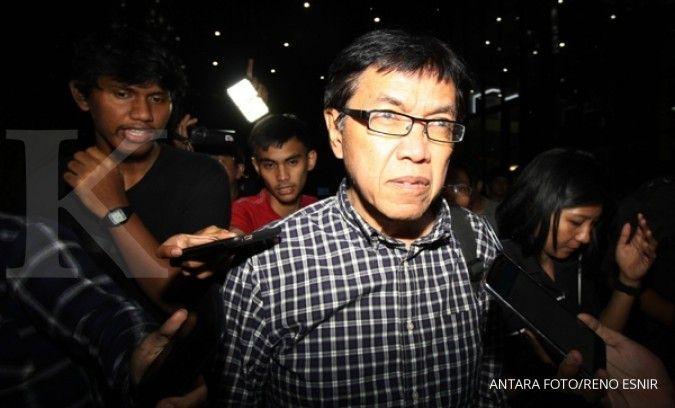 KPK jemput paksa mantan direktur Garuda Indonesia yang mangkir dari panggilan