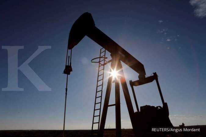 Harga minyak stabil di atas US$ 40 per barel pada Kamis (1/10) pagi