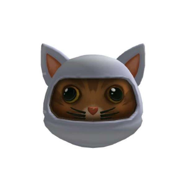 Artic Ninja Cat - Accesories Roblox