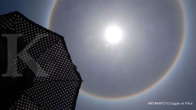 Hawa gerah, gelombang panas sedang terjadi di Indonesia? Ini kata BMKG