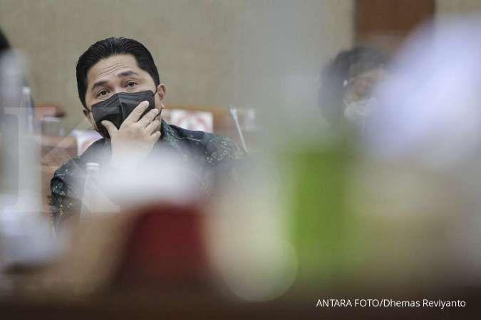 Cerita Erick Thohir soal lagu Meraih Bintang hingga tembus most streaming single