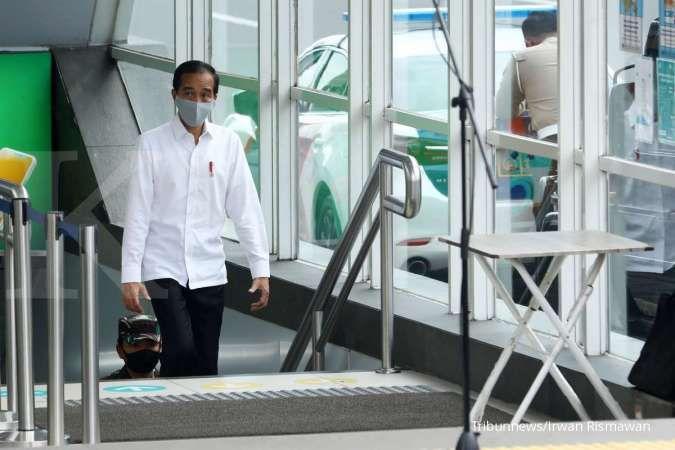 Cegah gelombang dua virus corona, Jokowi minta kendalikan arus balik Lebaran