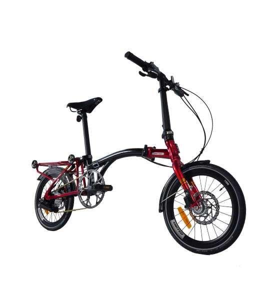 Elegan dan ringkas, harga sepeda lipat United Trifold 11 Reflex tak ramah di kantong