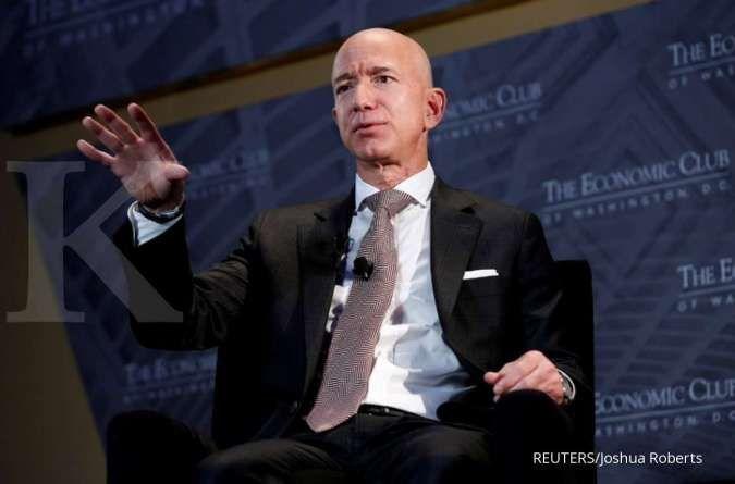 Selain sebagai pengusaha sukses, Jeff Bezos juga investor ulung