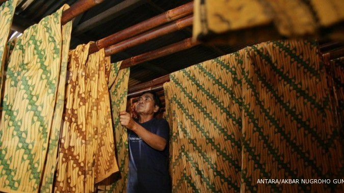 Kampung Wisata Batik Kauman