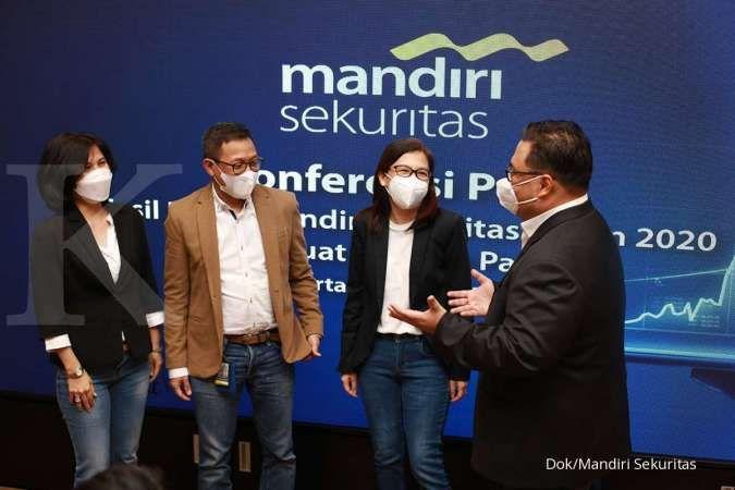 Mandiri Sekuritas dorong investasi untuk bangkitkan ekonomi Indonesia melalui SBR010