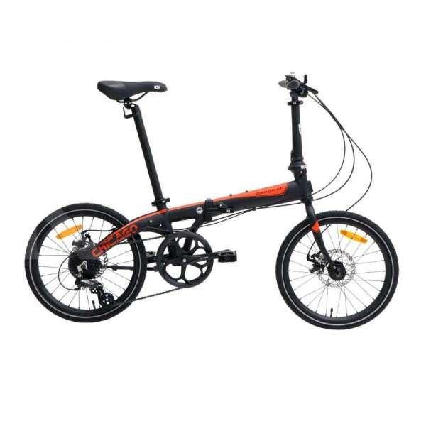 Paling laris, harga sepeda lipat Dahon Ion Chicago tak bikin kantong bolong