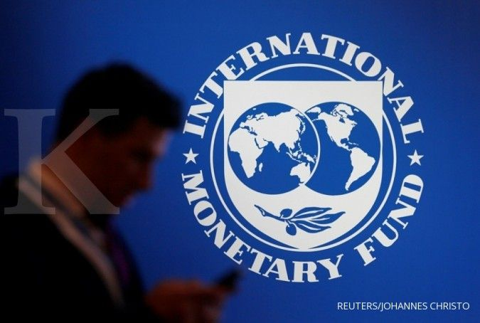 IMF kembali pangkas proyeksi pertumbuhan ekonomi Indonesia tahun 2021 menjadi 3,9%