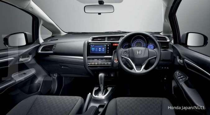 Harga mobil bekas Honda Jazz (Interior) per Maret 2021