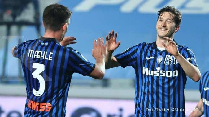 Inter vs Atalanta: Adu gengsi Nerazzurri dan La Dea di Liga Italia Serie A