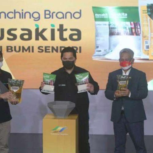 PTPN Group Luncurkan Brand Nasional Nusakita untuk Penuhi Bahan Pokok & Dukung Swasembada Pangan