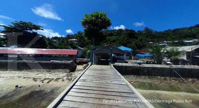 Sejarah Pulau Run, pulau di Maluku yang ditukar dengan Manhattan di New York
