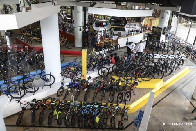 Harga sepeda anjlok 30%, ini penyebabnya